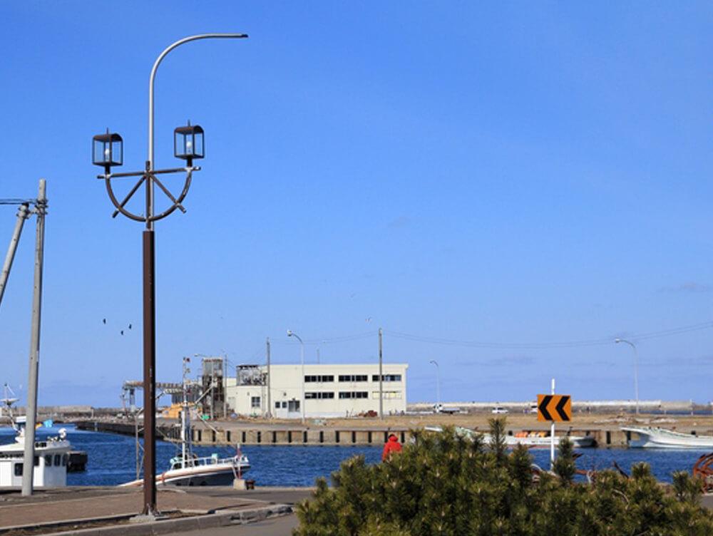 岩内町の写真